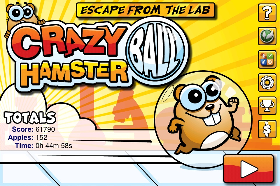 Crazy Hamster Ball Free