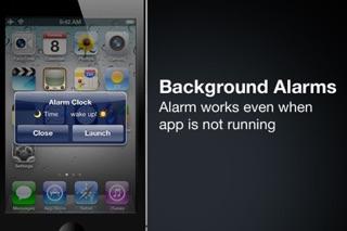 Alarm Clock Plus - The Ultimate Alarm Clock ScreenShot2