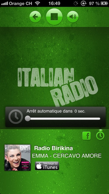 Italian Radio Stations screenshot-2