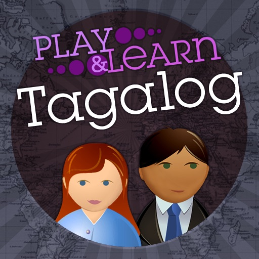 Play & Learn Tagalog HD icon