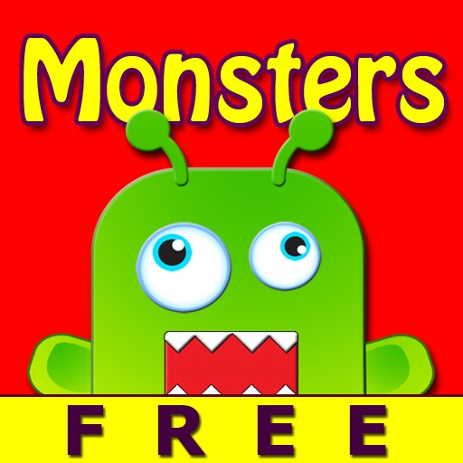 Abby Monsters Maker Free Lite icon