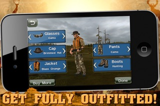Deer Hunter Challenge Скриншоты6
