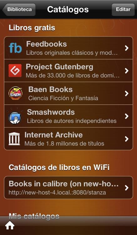 QuickReader – Lector de eBooks para Lectura Rápida screenshot-3