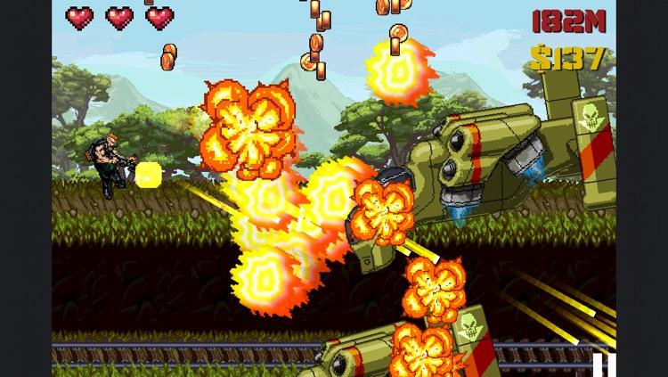 Gun Runner screenshot-4