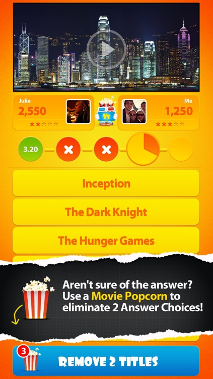 Movie Mojo: addicting trivia game