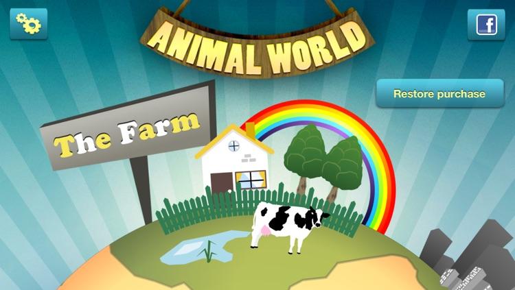 Baby Animal World - Fun, learn & play
