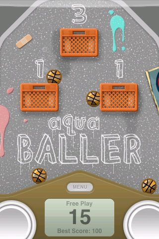 Aqua Baller Free screenshot-0