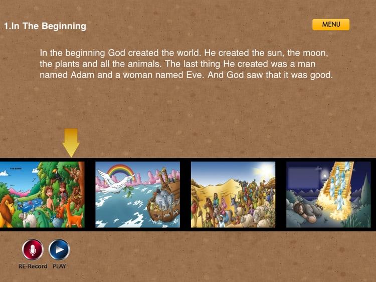 Toddler Bible – The Carry Along Bible screenshot-4