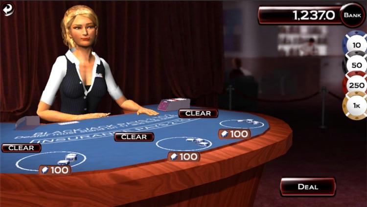 Blackjack Vegas screenshot-3