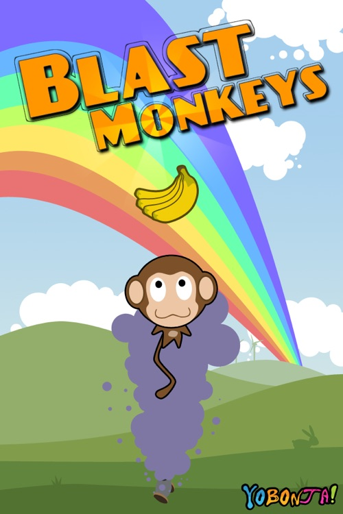 Blast Monkeys Free screenshot-0
