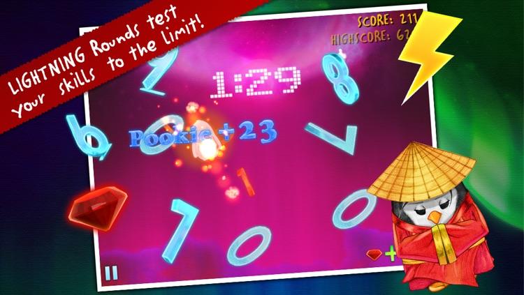 Ice Math Ninja screenshot-3