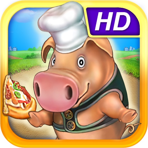 Farm Frenzy 2: Pizza Party HD icon