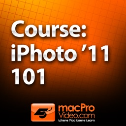 Course For iPhoto '11 101 - Core iPhoto '11
