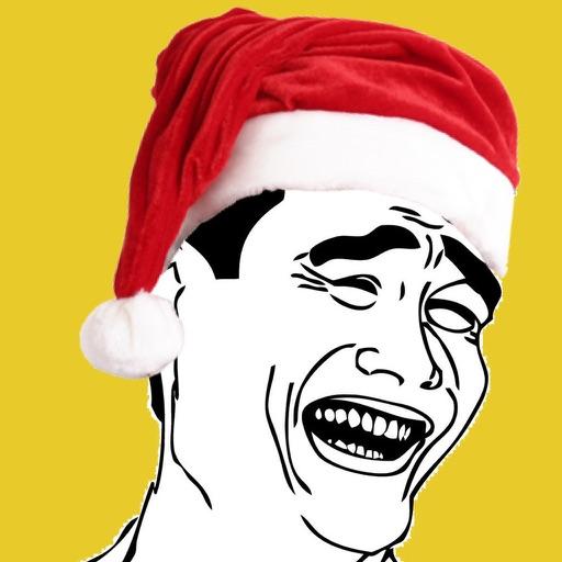 Add Santa Hat