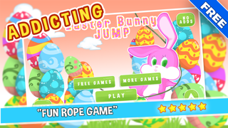Tiny Easter Bunny Jump - Flying Bubble-Gum Egg For Kids 2014