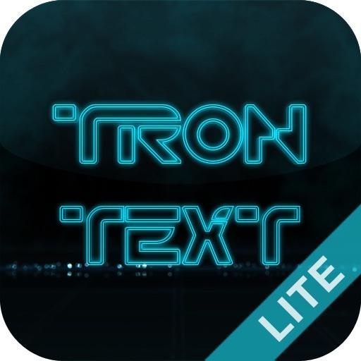 Tron Text FX LITE