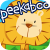 Peekaboo Zoo - Who's Hiding? A fun & educational introduction to Zoo Animals and their Sounds - by Touch & Learn - Touch & Learn