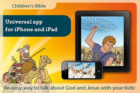 Bible movies - Children's Bible