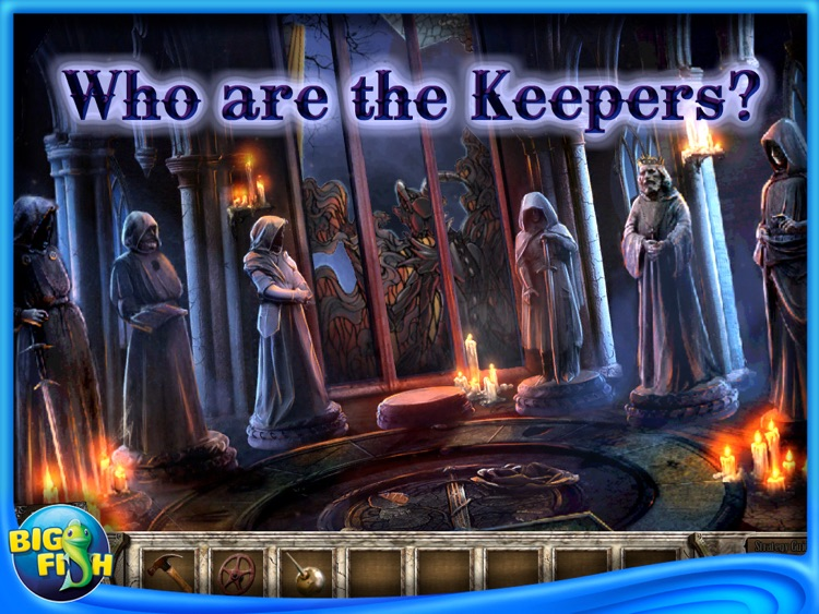 The Keepers: Lost Progeny Collector's Edition HD (Full) screenshot-4