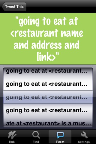 CrazyMenu restaurant menus social food and bar reviews, eat and dine with facebook and twitter friends screenshot-4