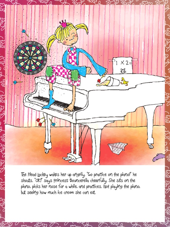Picture Book: Princess Bouncerella