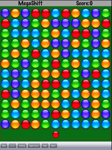 Bubble Breaker (Bubble Burst) for iPad на iPad