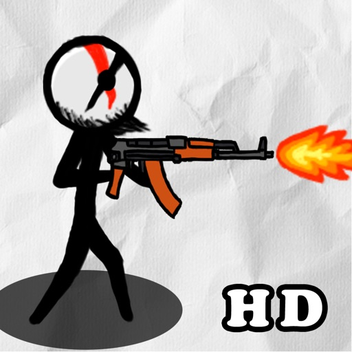 Doodle Gunner HD icon