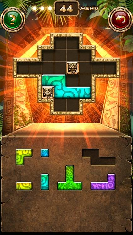 Montezuma Puzzle Lite screenshot-3