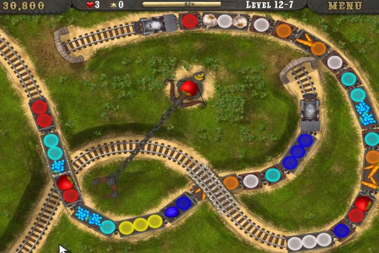 Loco Train screenshot-4