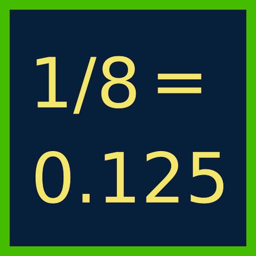 Fractions/Decimals Calcualtor
