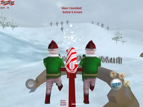 Aaargh! Santa vs Zombie Pirates-ipad-1