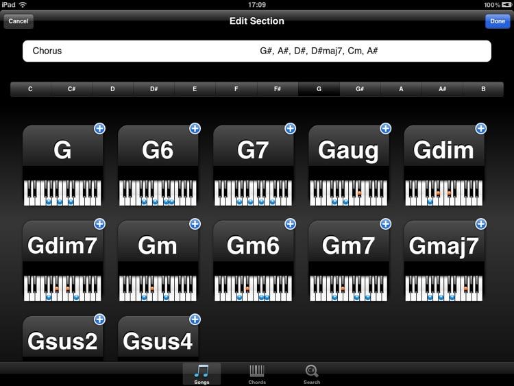 Piano Tabs screenshot-4