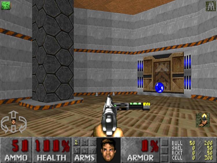 Doom's Knight Lite screenshot-3