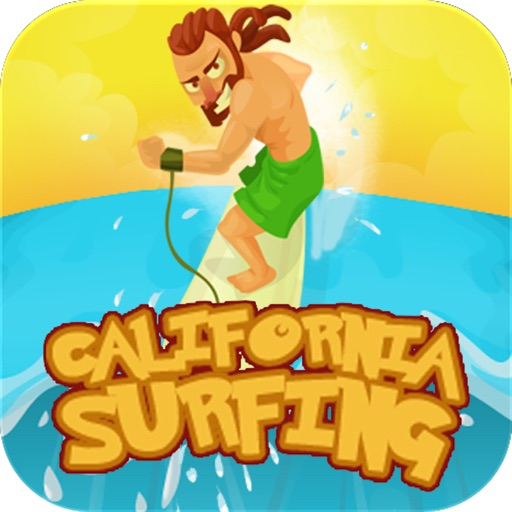 California Surfing!