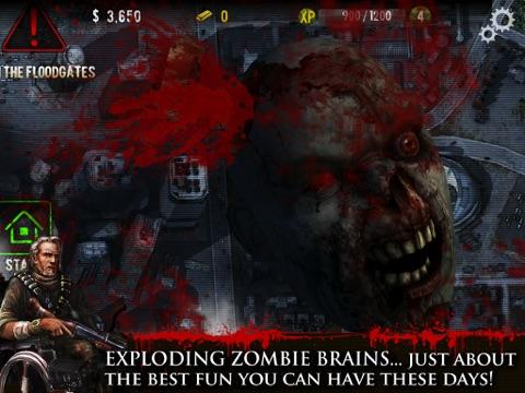 Contract Killer: Zombies-ipad-2