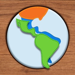 Kids Maps - South America