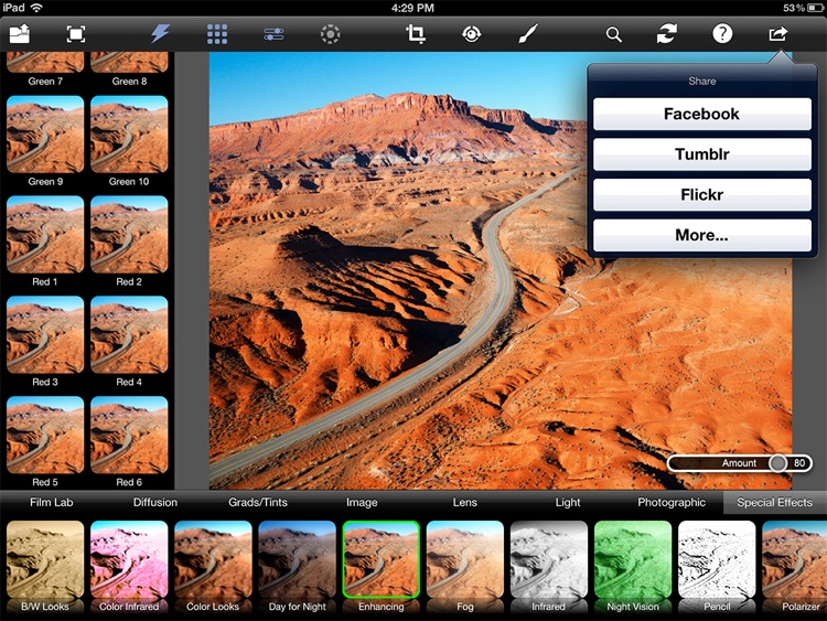 Digital Film Tools for iPad screenshot-3