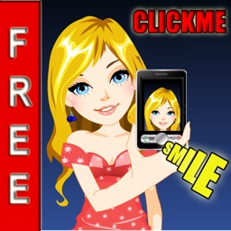 Camera ClickMe Free: Self Portrait using face detection