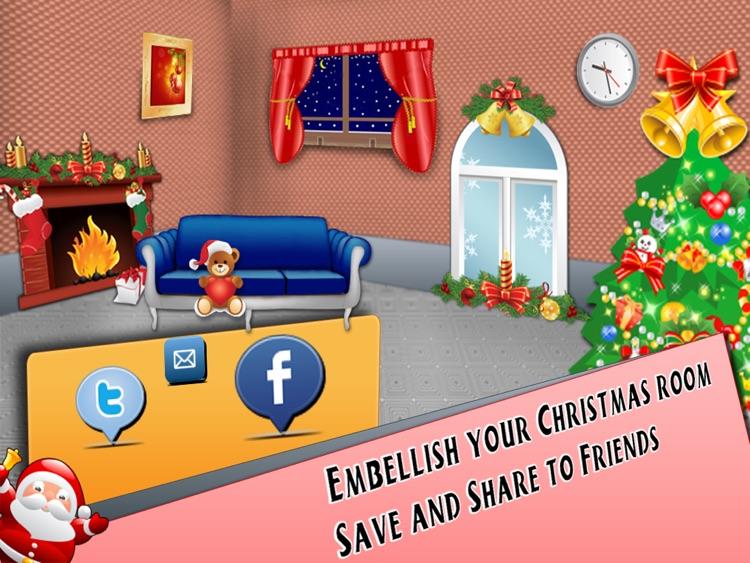 Christmas Room Decoation HD screenshot-4