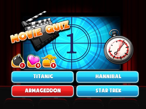Movie Quiz Free - Film Trivia Game-ipad-0