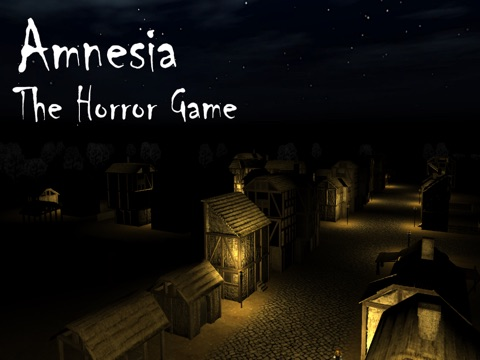 Amnesia Horror 3D-ipad-0