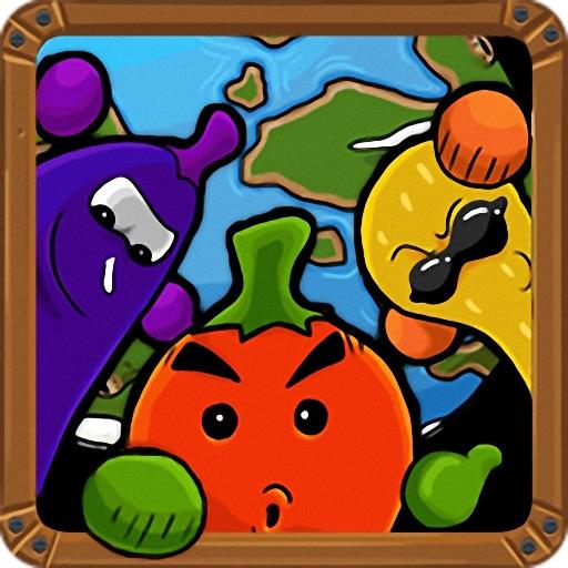 Orange Boy Adventures GameBox 3 in 1 (iRaft Wars Saga)