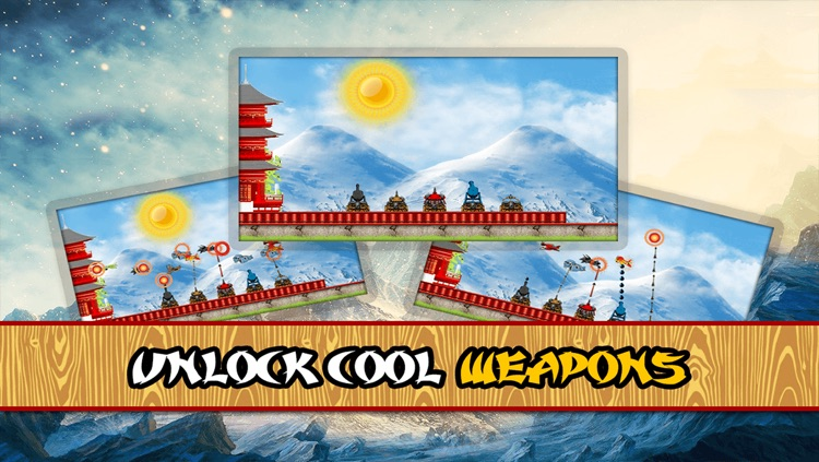 Samurai Clans Clash – Defend The Tower In This Awesome Strategy Shooting Game FREE screenshot-3