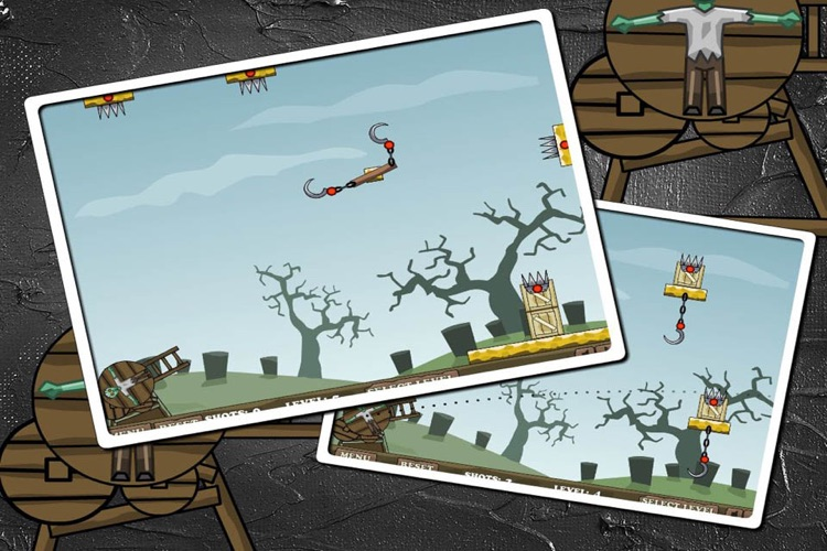 Zombie Shooter Free screenshot-4