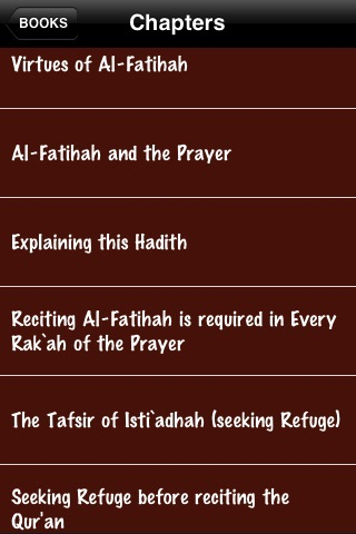 Full Quran Commentary (Tafsir ul Quran) - Complete Set with all the Volumes ( Islam Quran Hadith - Ramadan Islamic Apps ) screenshot-2