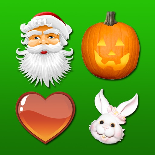 Fun Countdown - Christmas, Halloween, Easter, Valentine's