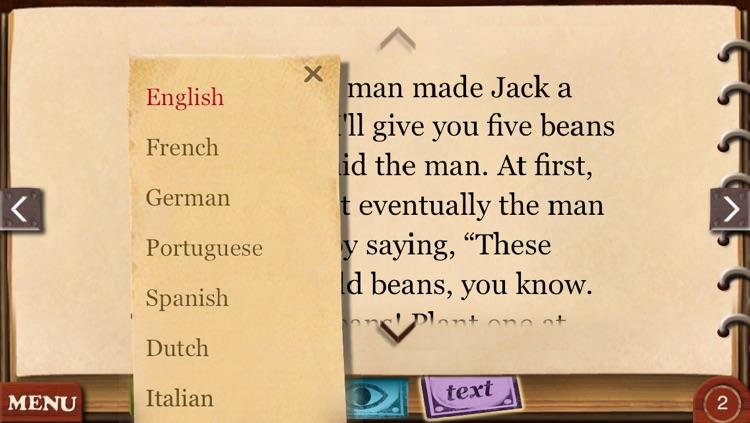 Jack and the Beanstalk HD - SO screenshot-3