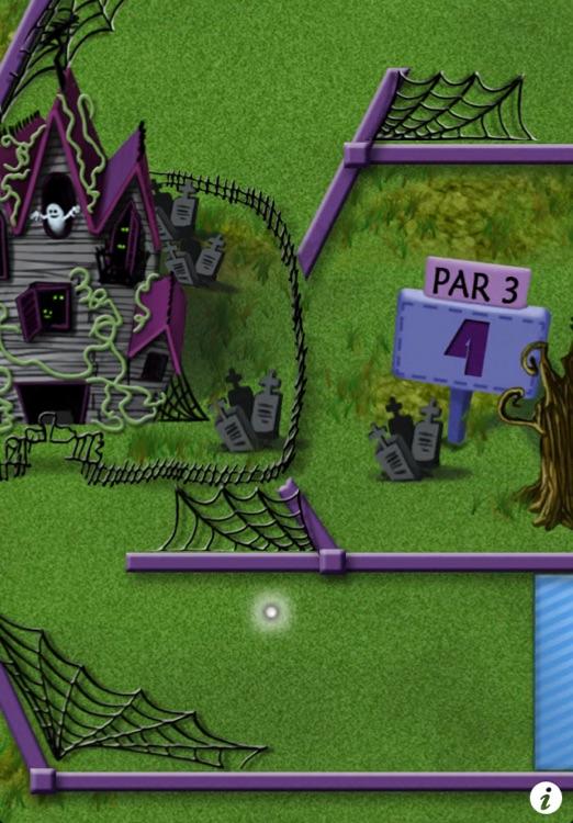 Mini Touch Golf screenshot-3