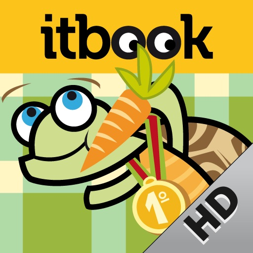 THE TORTOISE AND THE HARE. ITBOOK STORY-TOY. HD icon