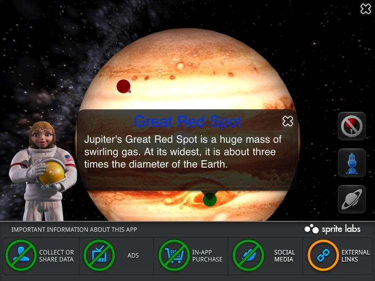 iLearn Solar System HD : Making Science Fun screenshot-4